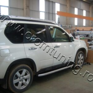 CAPACE MANERE CROMATE NISSAN X-TRAIL T31 2008+