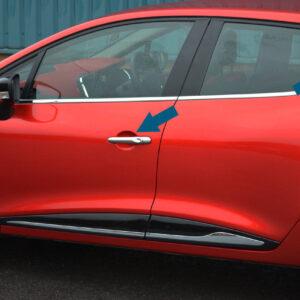 CAPACE MANERE CROMATE RENAULT CLIO IV 2012+