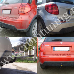 CARLIG DE REMORCARE SUZUKI SX4 2WD 4WD 2006+