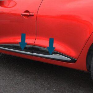 ORNAMENTE CROMATE BANDOURI RENAULT CLIO IV 2012+