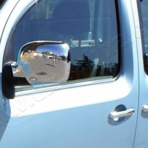 ORNAMENTE CROMATE CHEDERE GEAMURI MERCEDES CITAN 2013+ (4 PIESE)