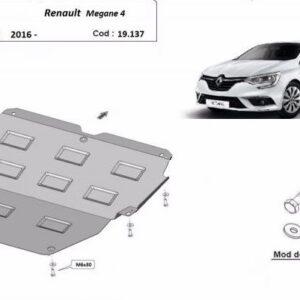 SCUT MOTOR METALIC RENAULT MEGANE IV 2016+